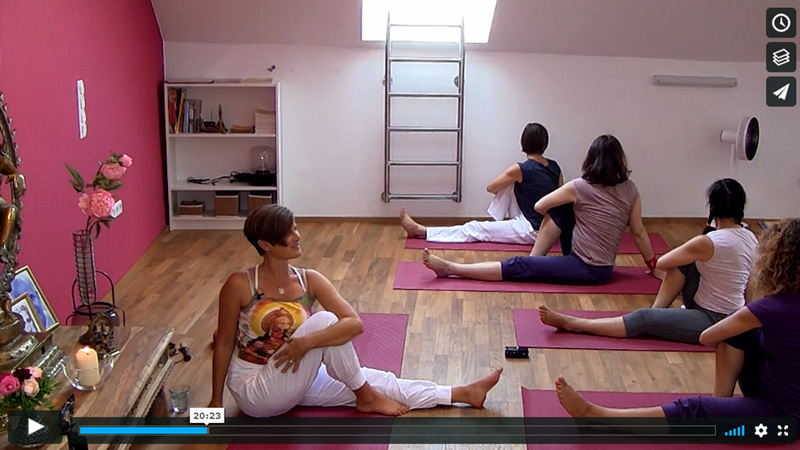 Hormon-Yoga Training Onlinekurs