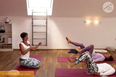 Hormon Yoga Training